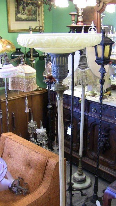 Victorian Floor Lamp