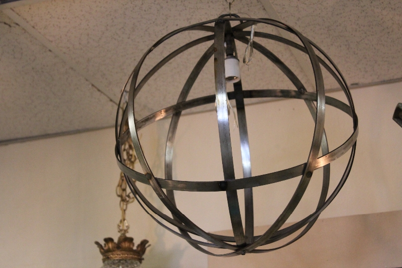 ceiling-light-metal-strap-globe-hanging-light-industrial-looking-bulb-cage-lantern-urban-chandelier-metal-hoops-steel-bands-10