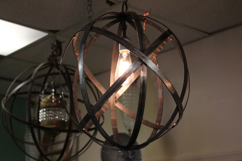 ceiling-light-metal-strap-globe-hanging-light-industrial-looking-bulb-cage-lantern-urban-chandelier-metal-hoops-steel-bands-6