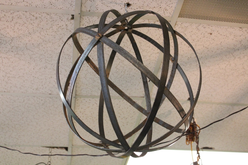 ceiling-light-metal-strap-globe-hanging-light-industrial-looking-bulb-cage-lantern-urban-chandelier-metal-hoops-steel-bands-7