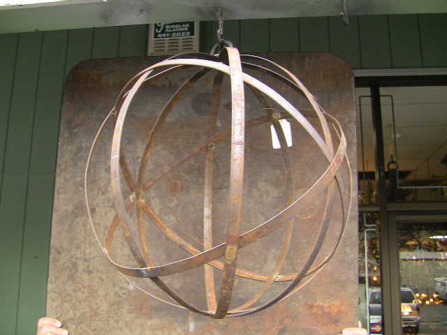 metal-strap-globe-hanging-light-industrial-looking-bulb-cage-lantern-5