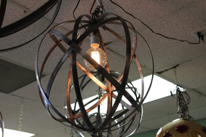 ceiling-light-metal-strap-globe-hanging-light-industrial-looking-bulb-cage-lantern-urban-chandelier-metal-hoops-steel-bands-12