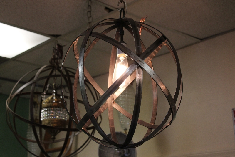 ceiling-light-metal-strap-globe-hanging-light-industrial-looking-bulb-cage-lantern-urban-chandelier-metal-hoops-steel-bands-3