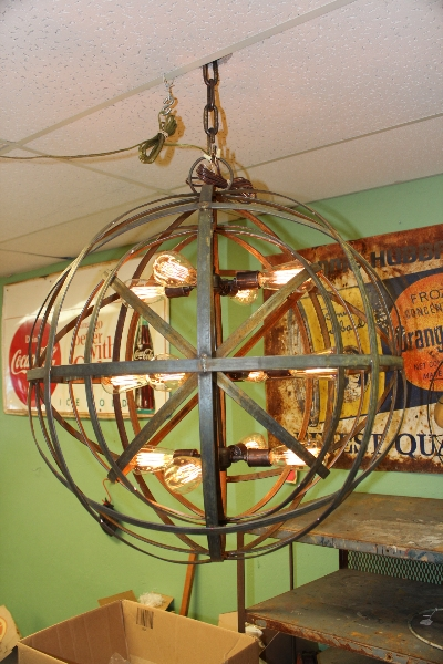 industrial-sphere-chandelier-metal-strap-globe-hanging-light-with-12-thomas-edison-bulbs-10