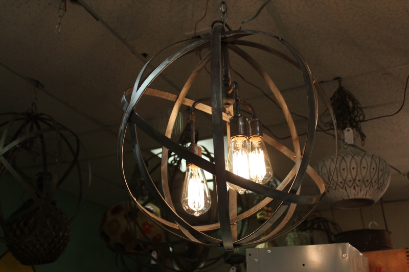industrial-sphere-chandelier-metal-strap-globe-hanging-light-with-3-thomas-edison-bulbs-10
