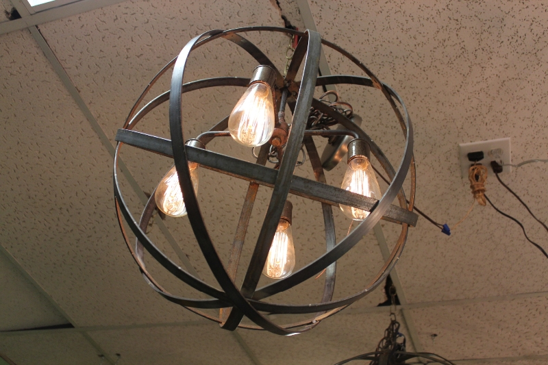 industrial-sphere-chandelier-metal-strap-globe-hanging-light-with-4-thomas-edison-bulbs-1