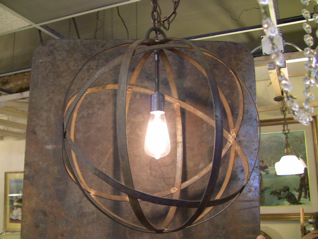 metal-strap-globe-hanging-light-industrial-looking-bulb-cage-lantern-3